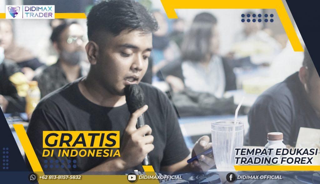 TEMPAT EDUKASI FOREX TRADING GRATIS DI KABUPATEN MOJOKERTO INDONESIA