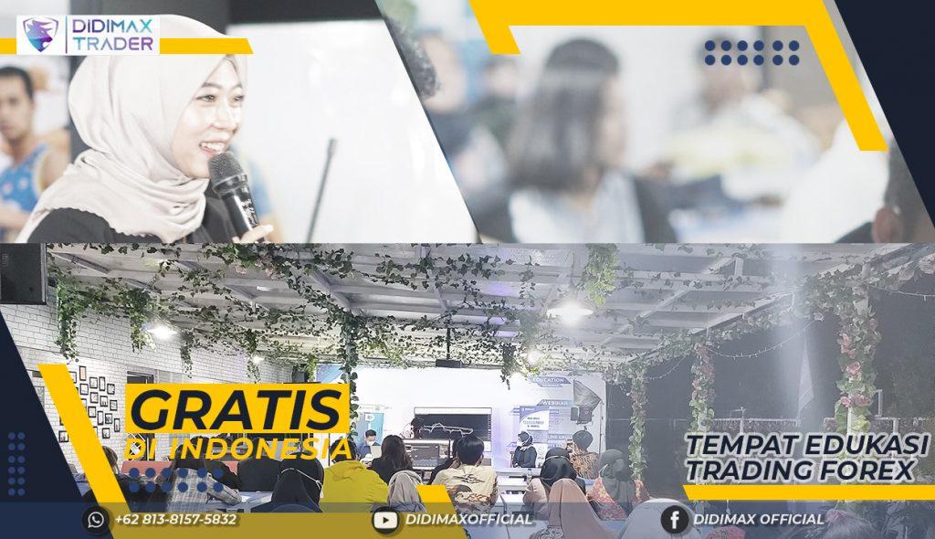 TEMPAT EDUKASI FOREX TRADING GRATIS DI KABUPATEN PAMEKASAN INDONESIA