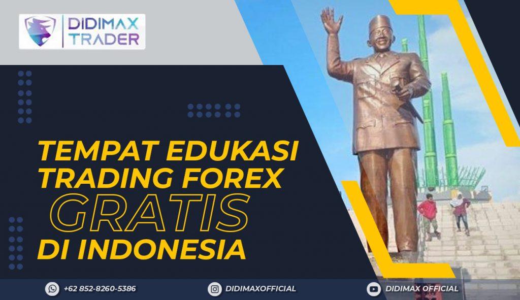 TEMPAT EDUKASI FOREX TRADING GRATIS DI KOTA ADMINISTRASI JAKARTA UTARA INDONESIA