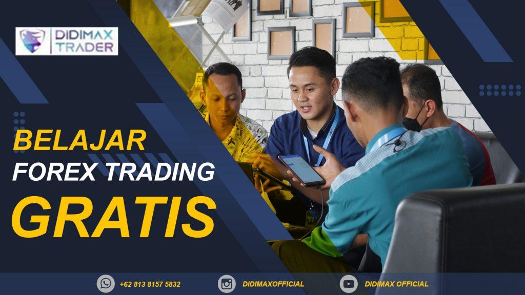 BELAJAR FOREX TRADING GRATIS DI KABUPATEN TAKALAR INDONESIA