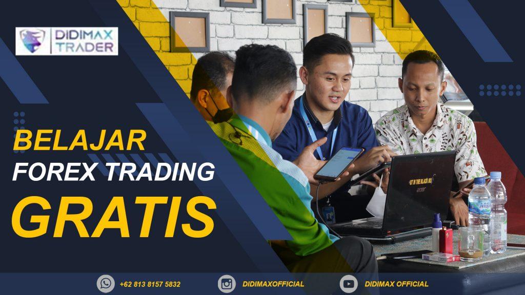 BELAJAR FOREX TRADING GRATIS DI KABUPATEN BUTON INDONESIA