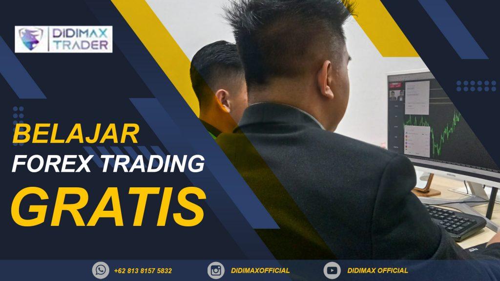 BELAJAR FOREX TRADING GRATIS DI KOTA PALANGKA RAYA INDONESIA