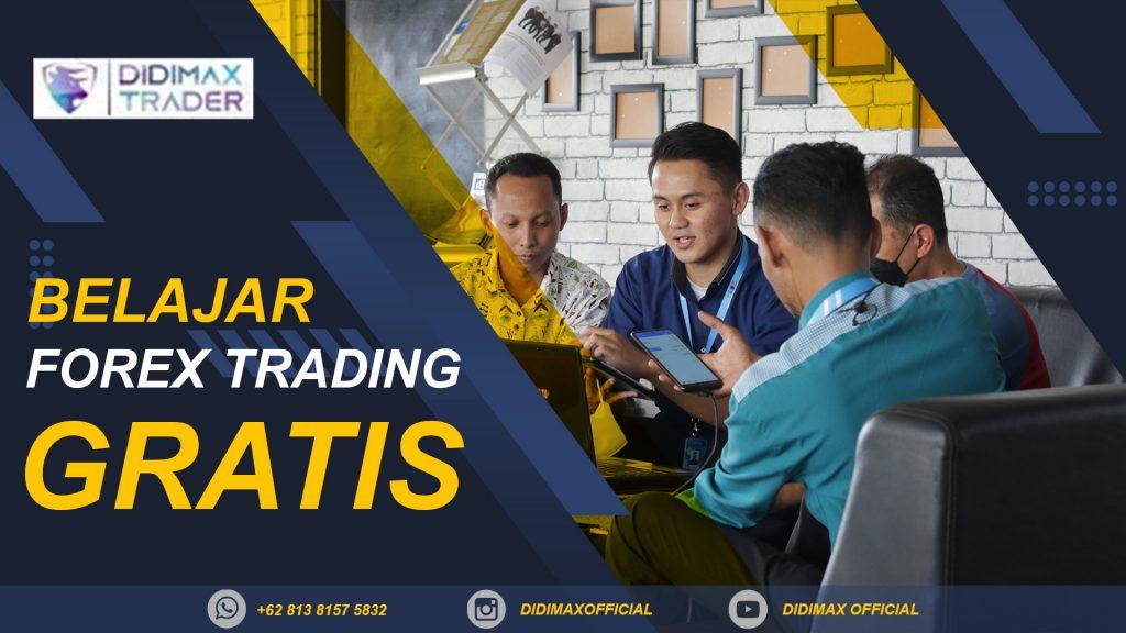 BELAJAR FOREX TRADING GRATIS DI KABUPATEN DONGGALA INDONESIA