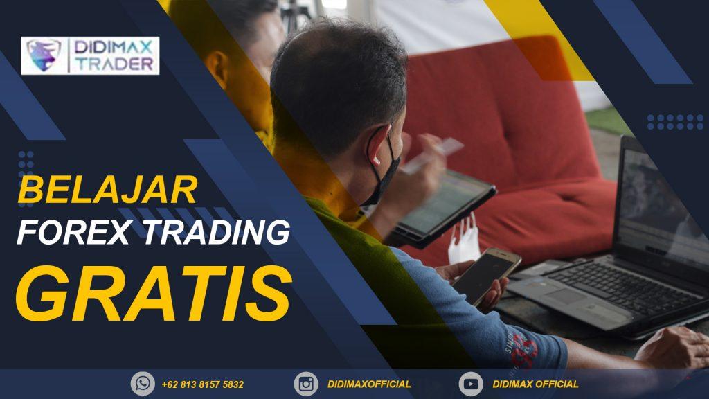 BELAJAR FOREX TRADING GRATIS DI KABUPATEN MOROWALI INDONESIA