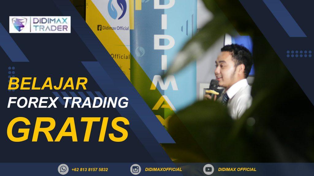 BELAJAR FOREX TRADING GRATIS DI KOTA PONTIANAK INDONESIA