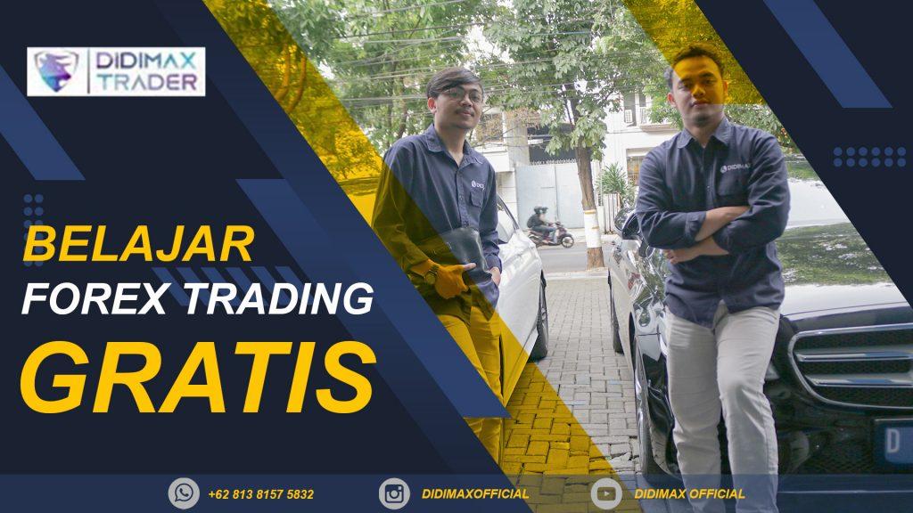BELAJAR FOREX TRADING GRATIS DI KABUPATEN BARITO KUALA INDONESIA