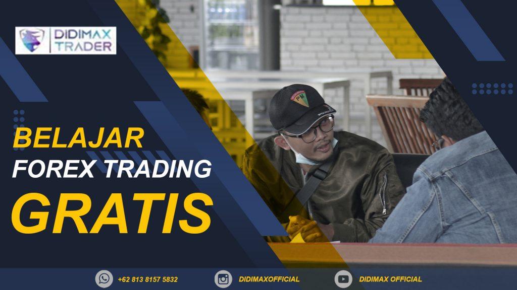 BELAJAR FOREX TRADING GRATIS DI KABUPATEN TAMBRAUW INDONESIA
